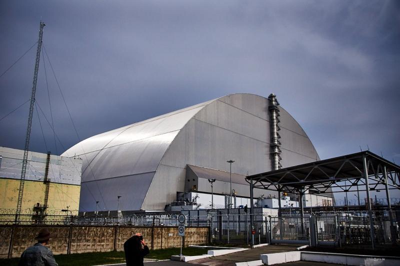 Innenleben der Sperrzone von Tschernobyl – den Kontrollraum von Reaktorblock 4