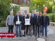 """Kitzbühel Tourismus wurde als erste Destination mit dem Europäischen Wandergütesiegel """"European Hiking Quality"""" ausgezeichnet"""