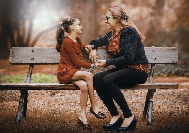 Mama als beste Freundin nimmt viel Einfluss