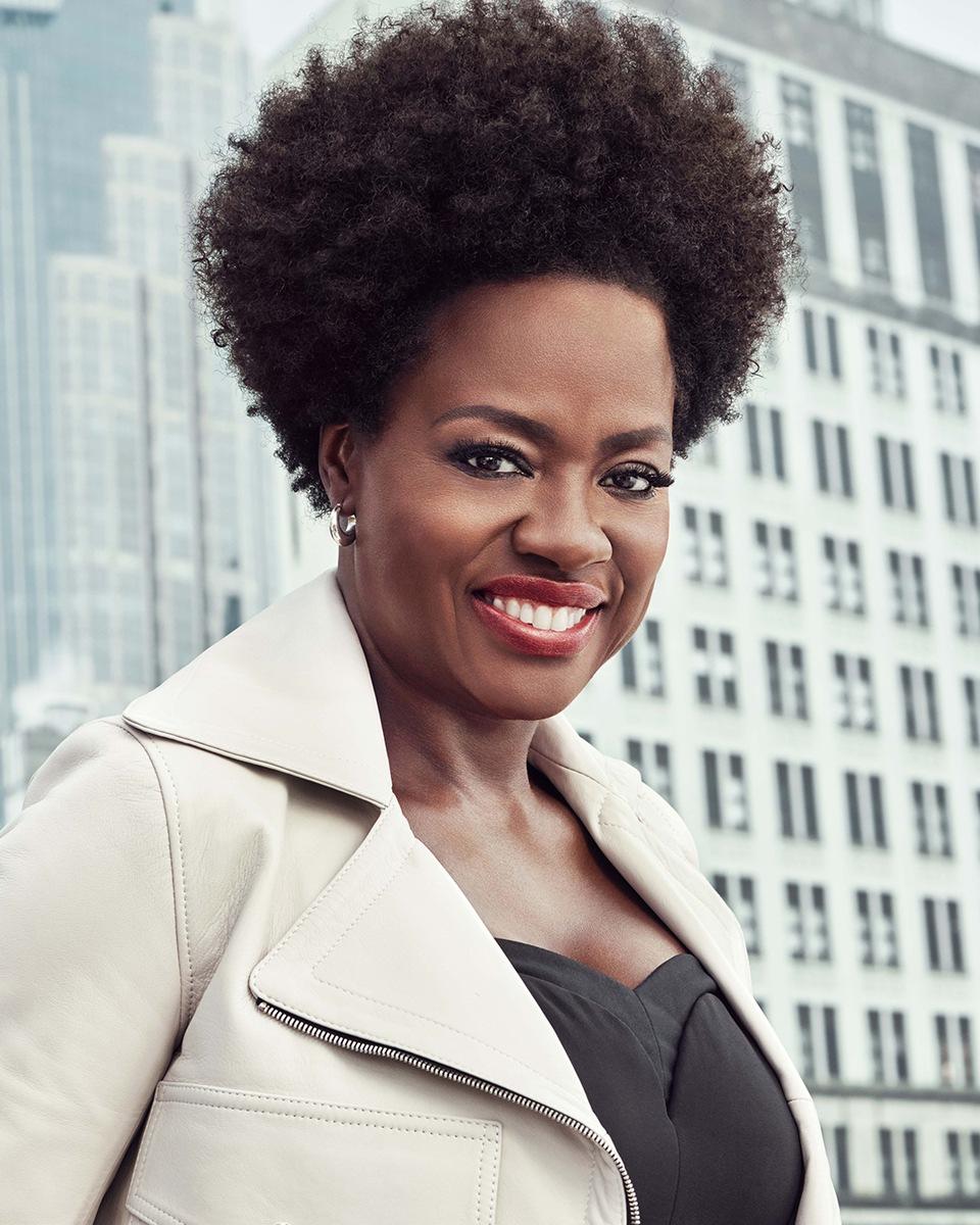 Viola Davis wird neue internationale Markenbotschafterin von L'Oréal Paris