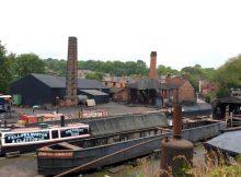 Über 40 historische Gebäude befinden sich in dem Freilichtmuseum westlich von Birmingham