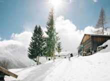 80 Kilometer alpine Wellness