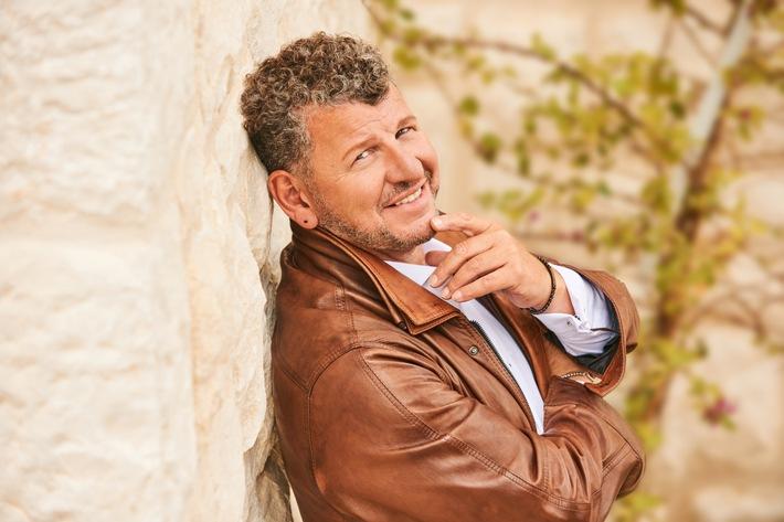 Ab Herbst 2020 geht Semino Rossi, der absolute Star der Herzen, auf große Tournee