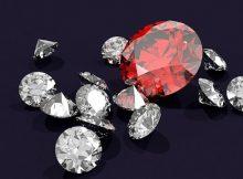 Die teuersten und schönsten von allen sind die Diamanten
