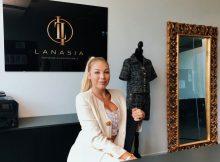 Lisa-Maria Beck ist ISM-Absolventin und gründete ihr eigenes Start-up LANASIA / Bikinis aus Meeresmüll