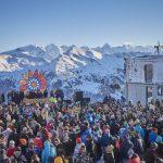 """Skicircus Saalbach: Mit einem """"fetten"""" Line-Up in die Wintersaison – mit Video"""