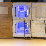 Hotels of the future: Ein außergewöhnliches Schlaferlebnis in Schlafkapseln