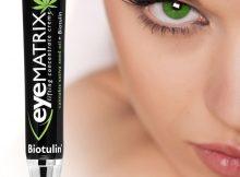 eyeMATRIX lifing concentrate eyecreme von Biotulin