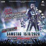 Mega-Event in München: Das Volks-Rock´n´Roller Fan-Festival mit Andreas Gabalier