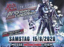 Am 15. August 2020 findet auf dem Gelände der Messe München eine einmalige und einzigartige Volks-Rock´n´Roller Show statt