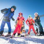 Wintersport: Alles übersichtlich, maßgeschneidert und top-modern für Familien