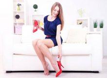 Klassische Pumps für Damen mit Schuhgröße 43