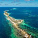 Die Houtman Abrolhos Islands in Westaustralien zum Nationalpark erklärt