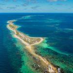 Die Houtman Abrolhos Islands in Westaustralien zum Nationalpark erklärt