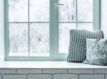 Mit den Fensterfolien von d-c-fix® im Winter Wonderland abtauchen