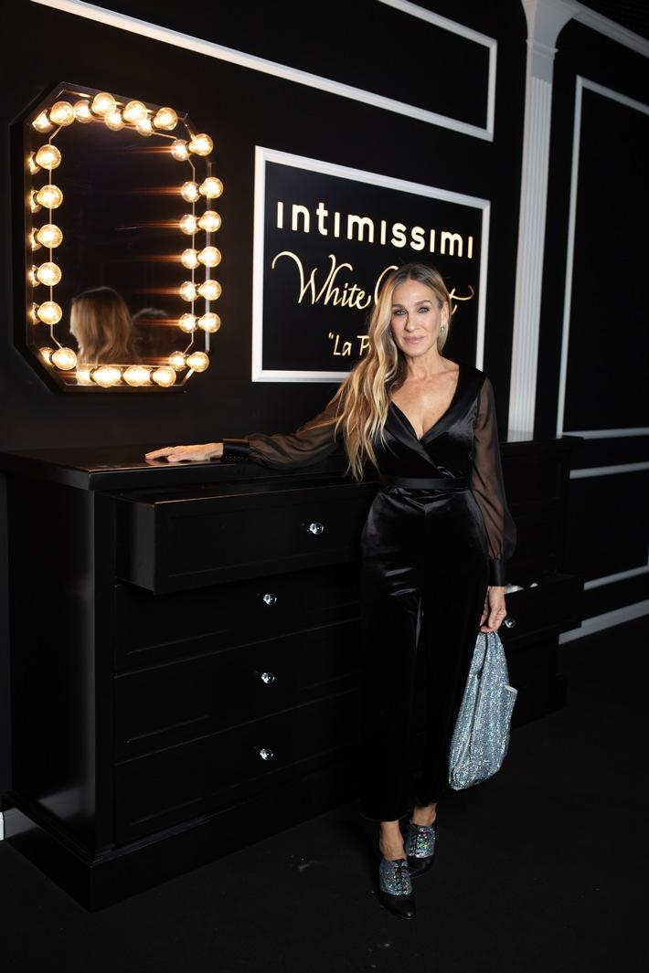Schauspielerin Sarah Jessica Parker bei der Intimissimi Fashion Show in Verona