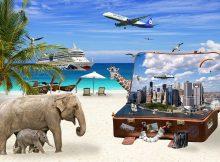 Weltreisen sind der Trend 2020
