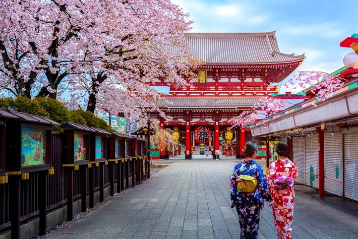 Das Land der Samurai gehört den großen Favoriten