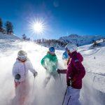 Die Salzburger Sportwelt lockt mit fantastischem Winterurlaub