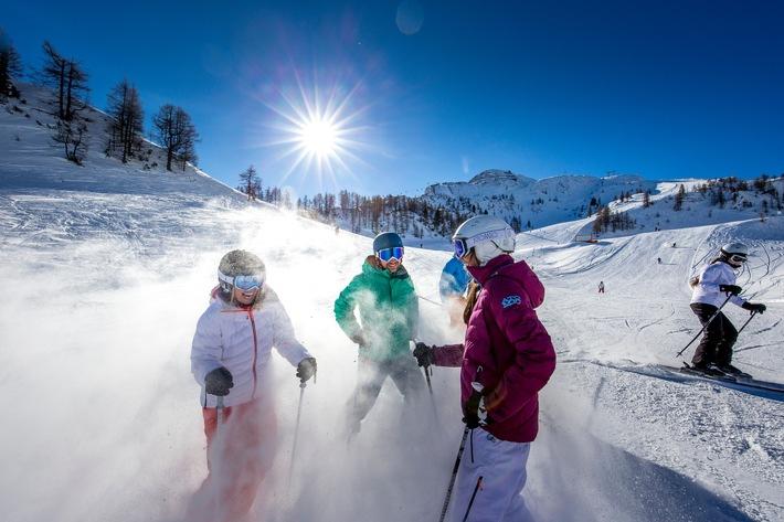Genialer Winterurlaub in der Salzburger Sportwelt