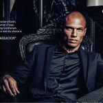 "Schweizer Parfumhaus Gisada bucht ""Hot Fellon"" Jeremy Meeks"