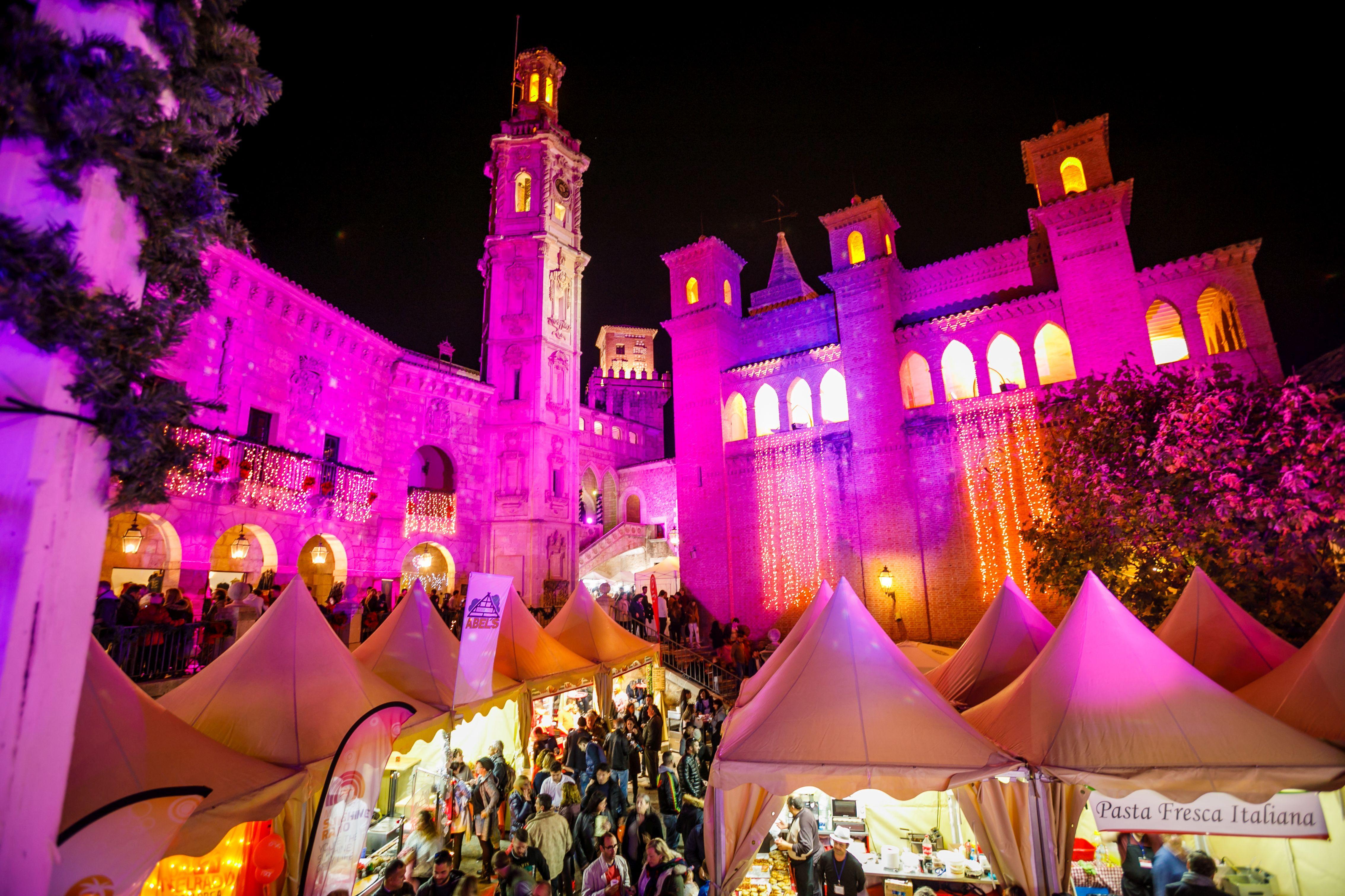 Weihnachtsmärkte_(c)_Pueblo Espanol Mallorca