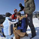 Winterstimmung und Wintersport: Urlaub am Bauernhof Tirol