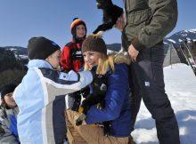 Der Winter bei Urlaub am Bauernhof Tirol zaubert ein Lächeln auf die Lippen