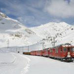 Der Zugverkehr nimmt eine immer wichtigere Rolle in Europa ein