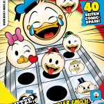 Fashion Week in Entenhausen: Micky Maus-Magazin mit Emoticons von Donald Duck und Co.