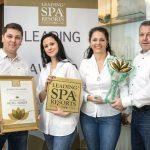 Leading Spa Awards präsentiert den Gewinner 2019