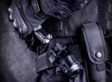 Einsatzmittel für die Polizei aus Haan