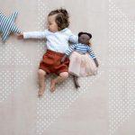 Neue Baby-Spielmatten Kollektion für die Kleinsten