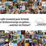 Gesundheitstrend: 1000 Gründe für Krebsvorsorge
