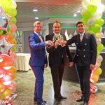 Gäste aus Politik, Gesellschaft und Wirtschaft feierten ins neue Jahr
