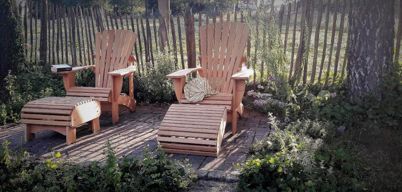 BeSeaside Seasider Chairs - Laissez-faire im Garten