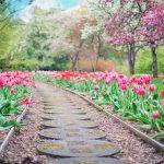 Mit diesen Trendfarben holst Du Dir den Frühling ins Haus