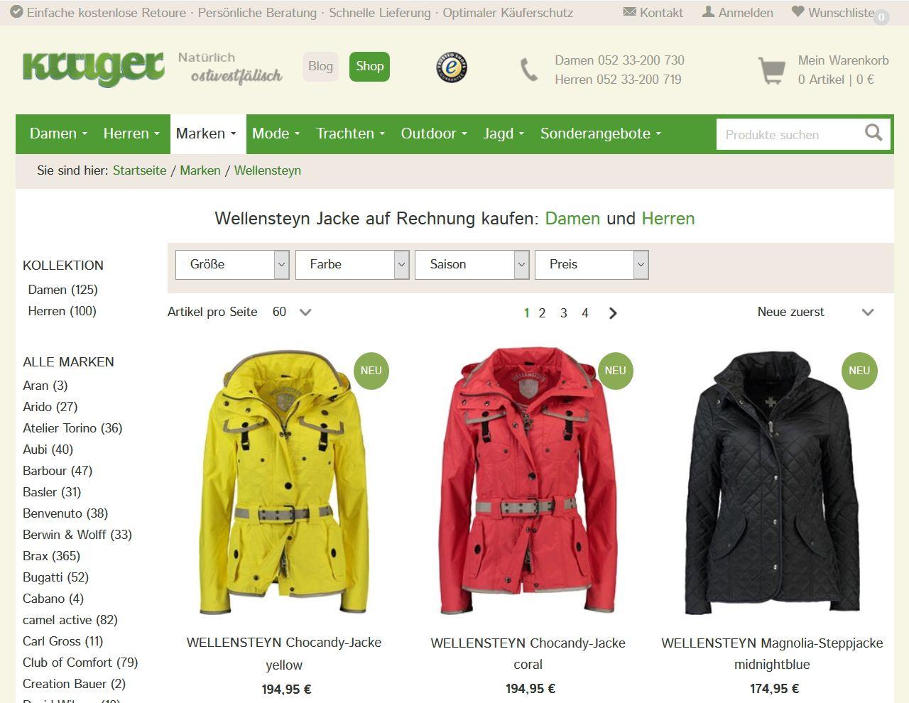 Markenmode günstig online shoppen