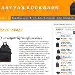 Eastpak – Von US Armee Produzenten zum Mainstream Liebhaber