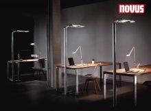 Novus Attenzia LED Stehlampe - HCL Beleuchtungslösung mit Anwesenheitssensor
