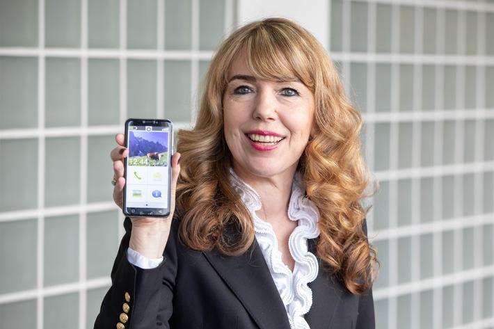 Tippen, wischen oder beides: Die neuen 4G-Telefone von emporia Telecom