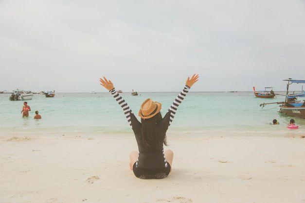 Traumjob Travelblogger
