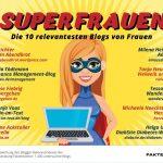 Social Media Queen: Wer ist die wichtigste Bloggerin in Deutschland?