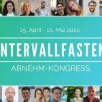 Erster kostenfreier online Intervallfasten Abnehm-Kongress Deutschlands