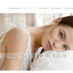 Bei Anna Moda in Köln kauft man exklusive schöne Brautkleider