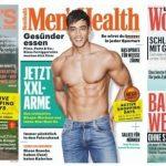 Men's Health, Womens´s Health und Runner's World mit erfolgreicher Shoppingaktion