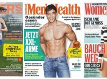 """obs/Motor Presse Hearst, MEN'S HEALTH"""