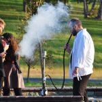 Shisha rauchen und den Orient erleben