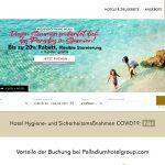 Palladium Hotel Group: Wiedereröffnung auf Ibiza, Teneriffa und in Málaga