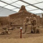 Grandiose Kunst beim Sandfest Rügen